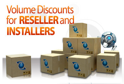 Reseller and Instalers