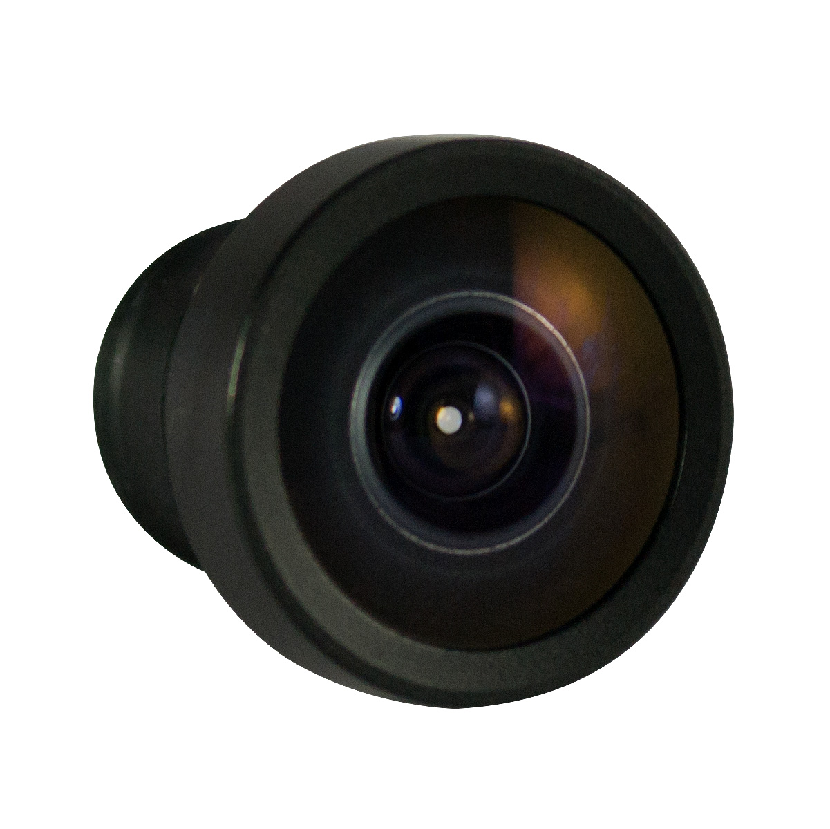 Lens of 2.1mm ideal for infrared cameras