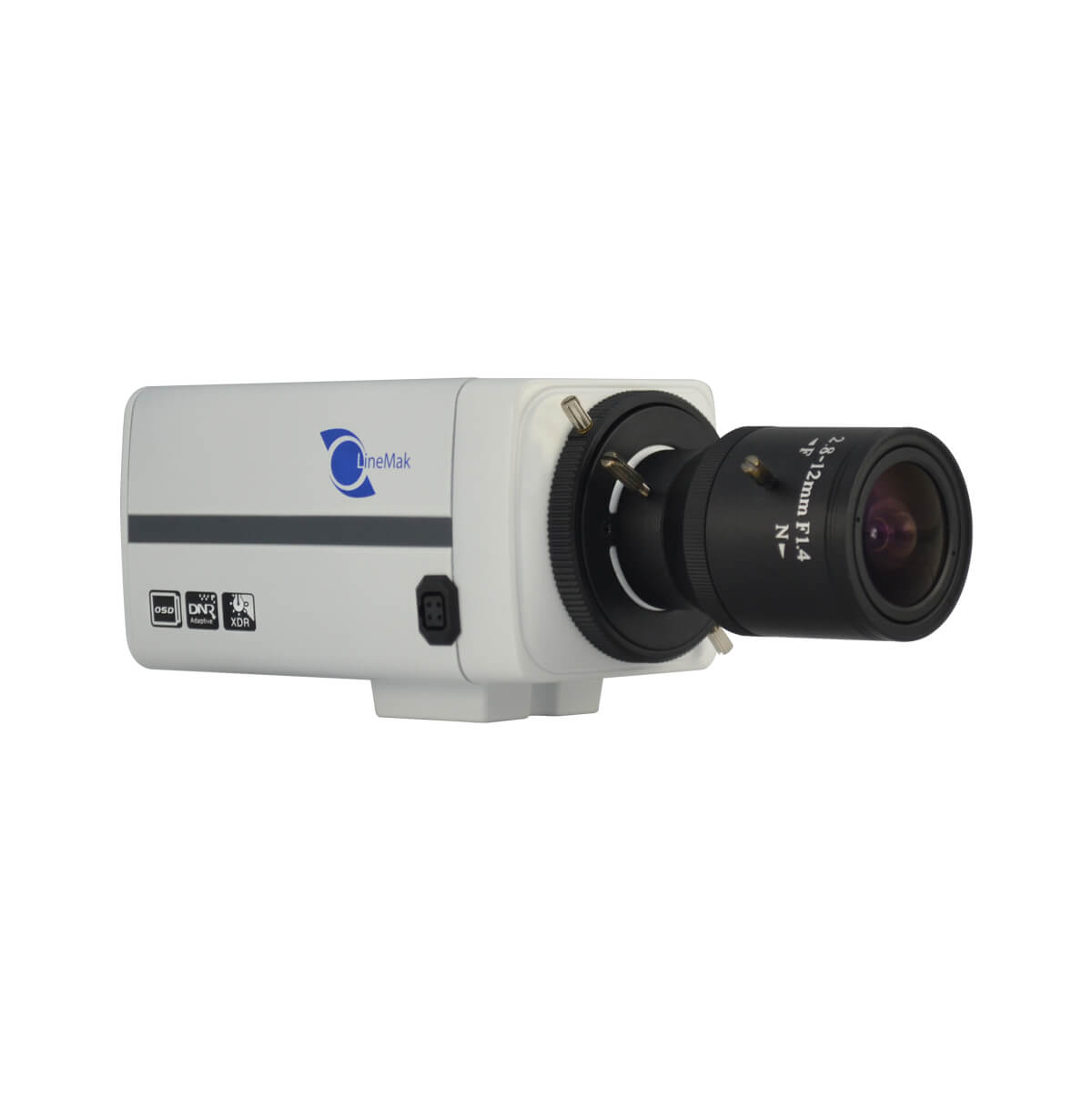 box camera, 1/3 sony ccd sensor, 700tvl, osd menu.
