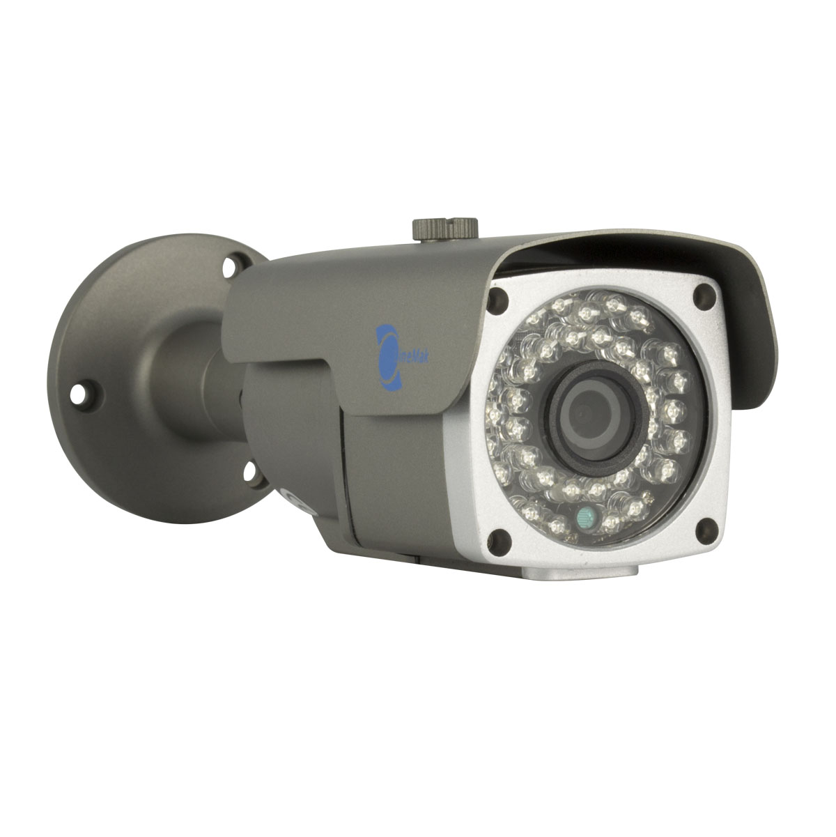 IP Bullet camera 1/3 CMOS Sensor 2.0Mp 3.6mm lens 36 LEDs 98ft IR IP66