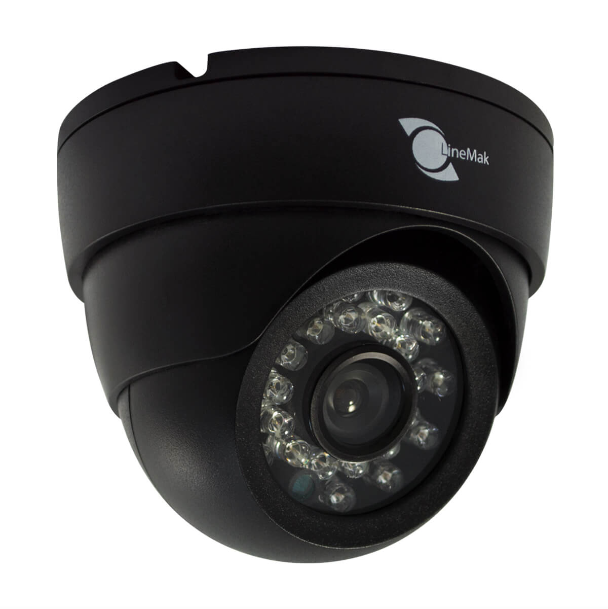 Plastic IR Dome camera, 1/3 HD Digital Sensor, 900TVL, 6mm lens