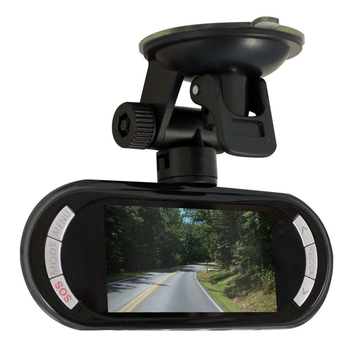 Portable DVR Cars TFT display, 5Mp, 4 LED, H264, G-Sensor, Novatek CPU