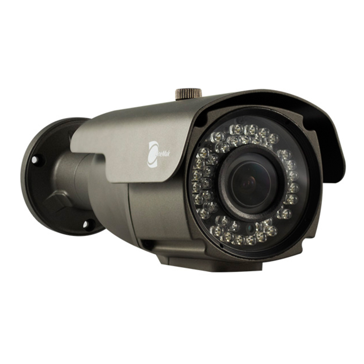 Bullet camera 1/3 SONY CCD 800TVL 2.8-12mm lens 42 LEDs 131ft IR IP66 - Image 1