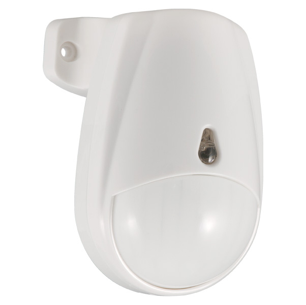Digital Motion Detector IR wireless, indoor, detection range of 29 fts