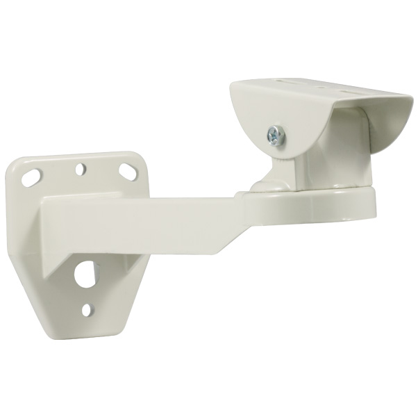 Metal bracket for outdoor white - Image 1