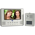 Video intercom system with LCD screen 7 inches