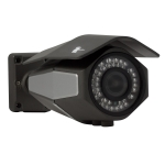 IR Bullet camera 1/3 CMOS Sensor 1Mp/720p 42 LEDs 131fts IR IP66