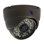IR Dome camera 1/3 SONY CCD 700TVL 6mm lens 48 LEDs 131ft IR IP66