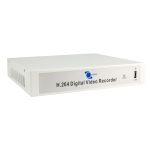 8ch dvr, h264, vga/bnc/hdmi output, audio 4ch in/1ch out, d1/cif