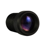 Lens of 16mm ideal for infrared cameras