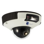Linemak HD-MAK IP Dome camera 1/2.8 SONY 2Mp 1 LED 20ftsIR IK10/IP66