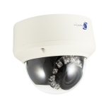 Linemak HD-MAK IP Dome camera SONY CCD 12 LED IP66 IK10 PoE