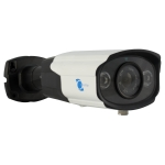 IR Bullet Camera, CMOS Image Sensor, 900TVL, 4mm lens, 2 LEDs Array