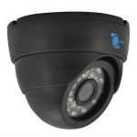 IR Dome Camera, HDIS CMOS Sensor, 700TVL, 3.6mm lens, 24 LEDs, 65ft IR