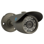 IR Bullet camera, SONY 960H Exview CCD, 700TVL, 3.6mm lens, 24 LEDs