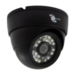 ir dome camera 1/4 hd digital sensor 700tvl 3.6mm lens 24 led 65ft ir