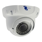 IR Dome camera 1/3 SONY CCD 700TVL 2.8-12mm lens 36 LEDs 98ft IR