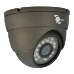 Dome camera, SONY CCD Sensor, 800TVL, 3.6mm lens, 23 LEDs, 65ft IR.
