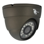 IR Dome camera, SONY CCD Sensor, 700TVL, 3.6mm, 23pcs LEDs, AGC, BLC
