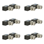 video balun passive 2000ft, contains 6 pairs 12 pcs.